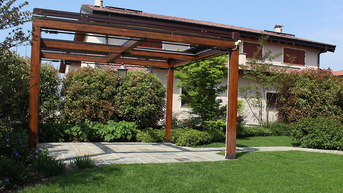Lineagiardino giardino e gazebo - Pergola giardino ...